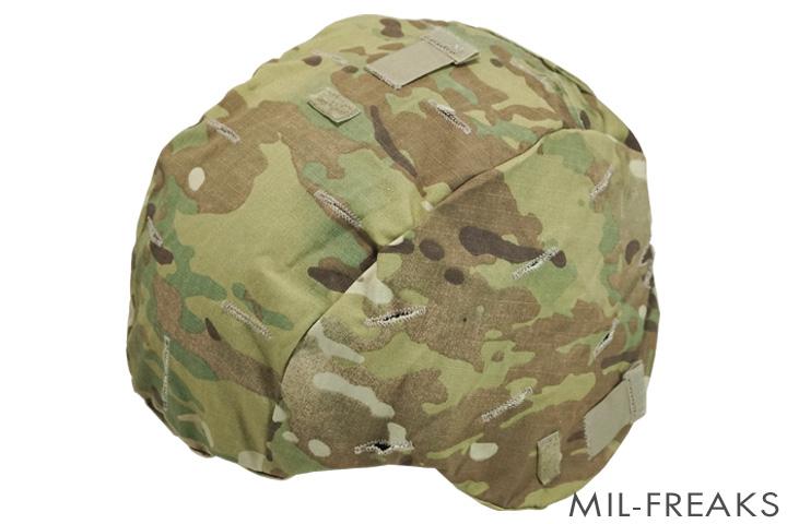us 米軍実物 mich2000 ach用 ヘルメットカバー マルチカム ocp サイズl